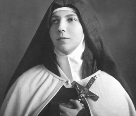 Prayer to Saint Teresa Benedicta of the Cross