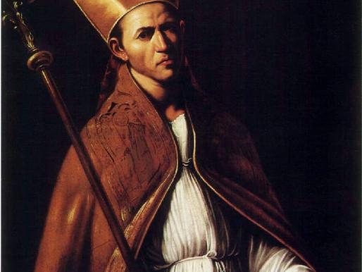 Saint Bishop Januarius