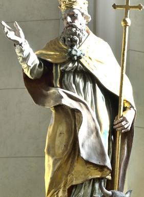 Saint Pope Sylvester I