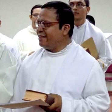 Father Ricardo Antonio Cortez