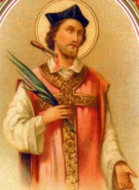Saint Aquilinus of Milan