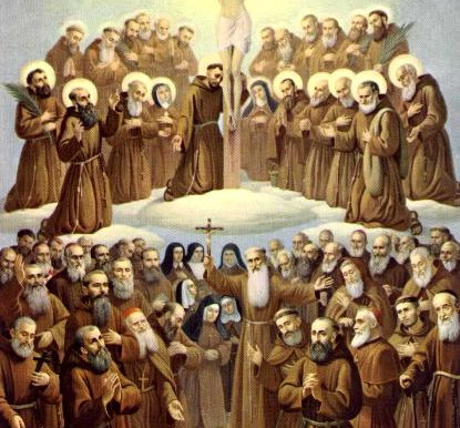 Saint Berard and Companions