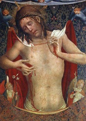 Litany of the most Precious Blood of Jesus