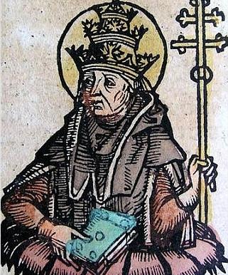 Saint Pope Hilary