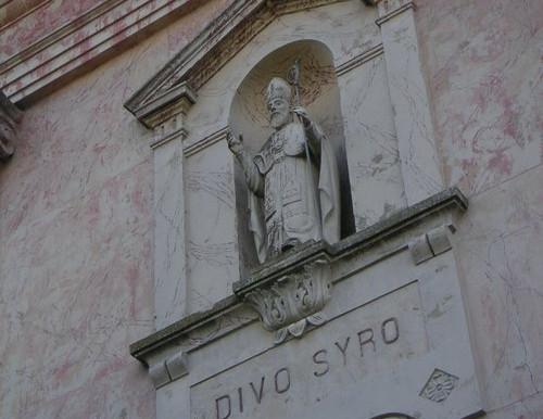 Saint Syrus of Pavia