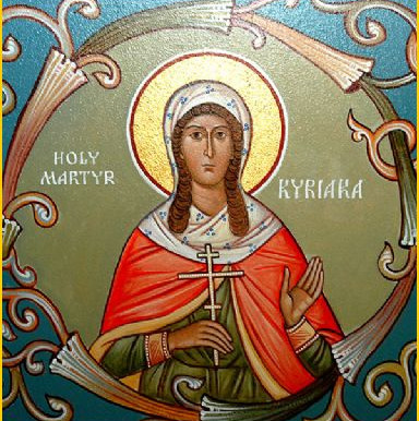 Saint Christina of Persia