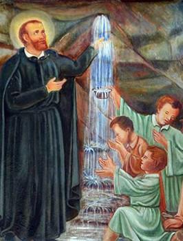 Saint Jerome Emilani
