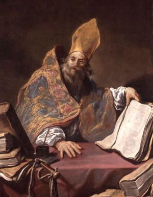Saint Ambrose of Milan