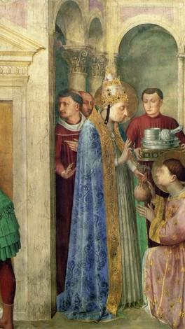 Saint Sixtus II and Companions