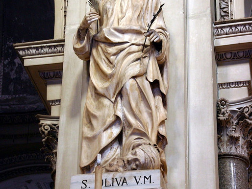 Saint Olivia of Palmero