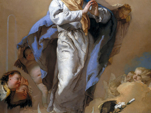 Pope Francis' Prayer for the Immaculate Conception