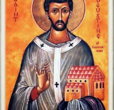 Saint Augustine of Canterbury