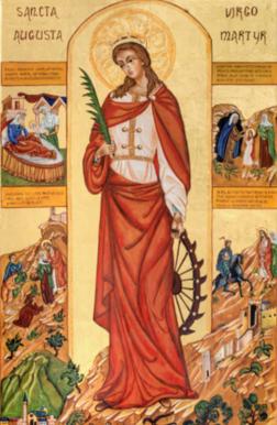 Saint Augusta of Treviso