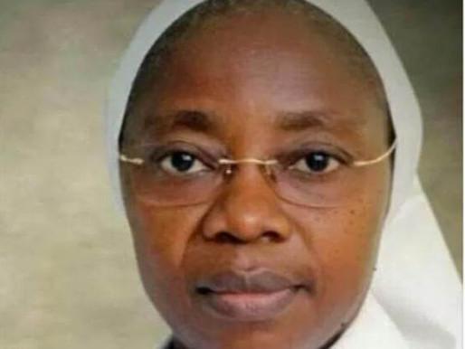Sister Lydie Oyane Nzgouhe