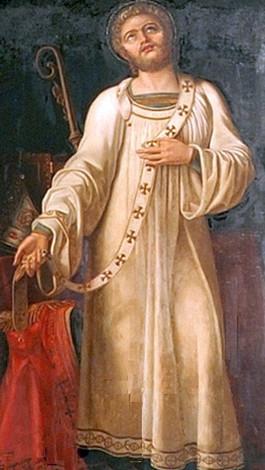Saint Justus of Lyon
