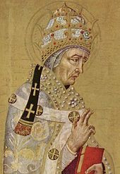 Saint Pope Fabian