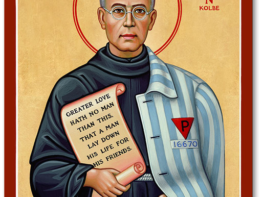 Saint Maximilian Kolbe (Part 2)