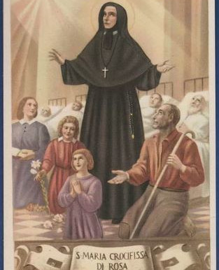 Saint Maria Crocifissa Di Rosa