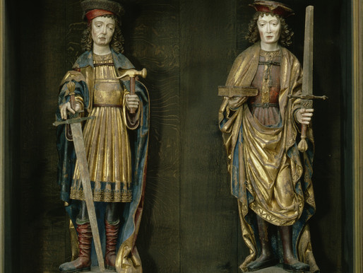 Saints Crispin and Crispinian
