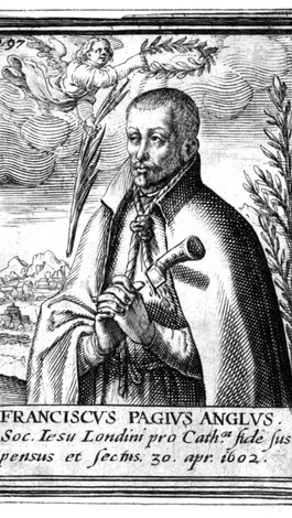 Saint Francis Page