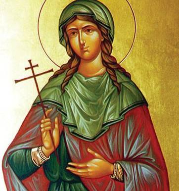 Saint Juliana of Nicomedia