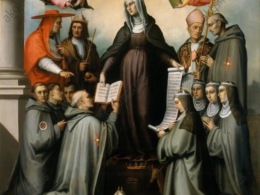 15 Prayers of Saint Bridget of Sweden