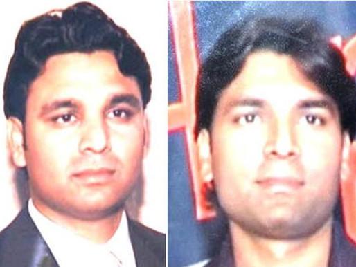 Pastor Rashid Emmanuel and Sajid