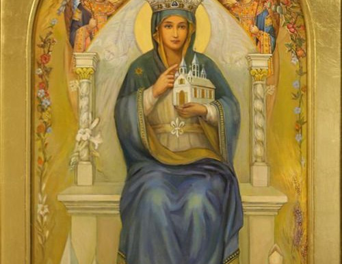 Memorial of the Blessed Virgin Mary, Mother of the Church