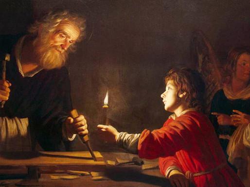 Prayer Before Work to St. Joseph the Worker