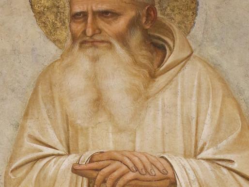 Saint Romauld