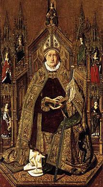 Saint Dominic of Silos