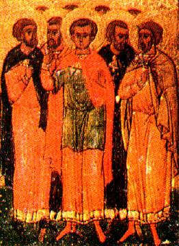Saint Timolaus and Companions