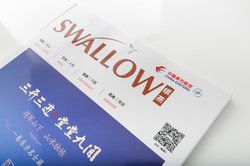 CEAir Swallow  In-flight magazine