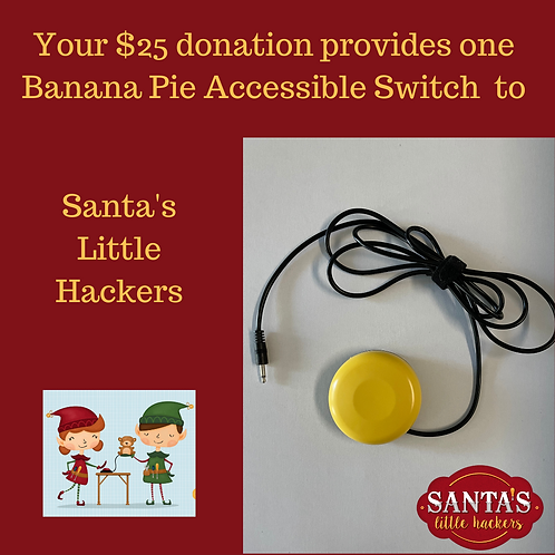 DONATE Accessible Switch