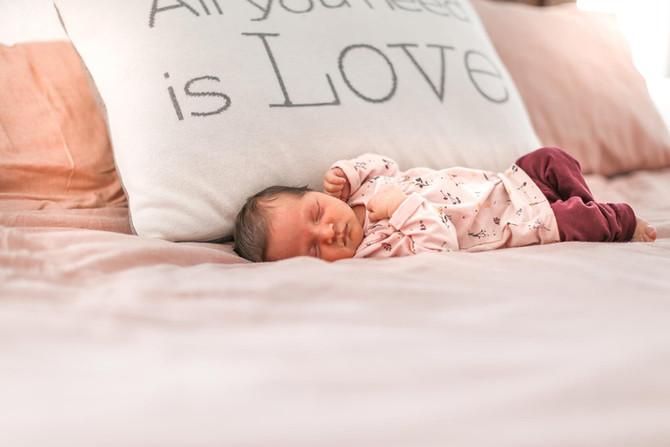 Olivia's Birth Story