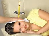świecowanie uszu