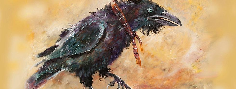 Rufus the Raven