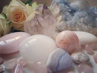 Crystals to help relieve Insomnia ~ find blessed sleep.
