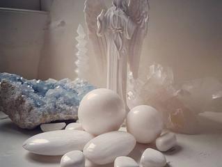 Scolecite.  Inner Peace ~ Serenity ~ Calm ~ Healing