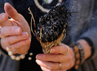 The Magic of Smudging (and the science behind it)