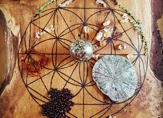 Refreshing Crystal Grids - a step by step guide