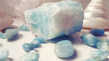 Crystals to help beat Colds and Flu.