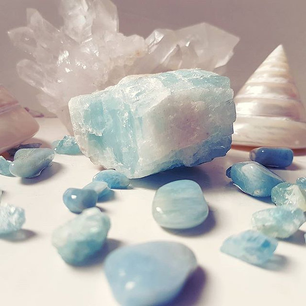 Crystals to help beat Colds and Flu