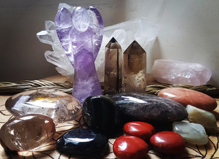 Crystals for Mercury Retrograde & Introspection