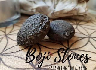 Boji Stones ~ Balancing Yin & Yang