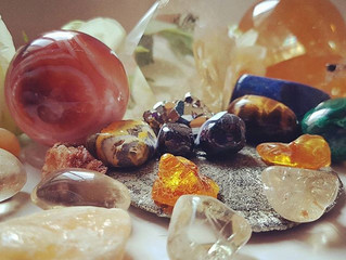 Crystals to help with Self-Confidence
