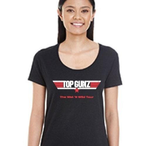Wet N' Wild Tour T-Shirt - Women's