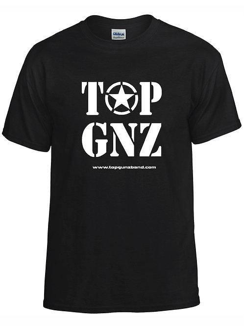 Top Gunz Star Logo T-Shirt - Men's