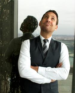 Portrait of a businessman 2