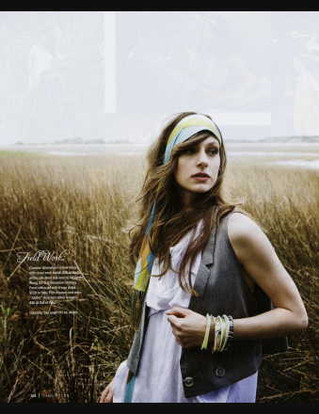 Charleston Magazine Editorial